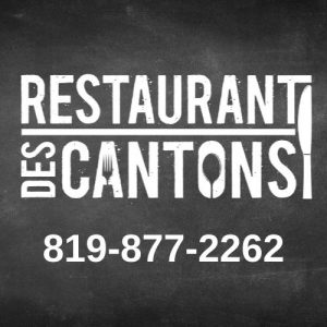 Restaurant des Cantons – Weedon:
